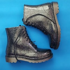 SAM EDELMAN (Circus) combat boots